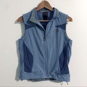 The North Face Blue Vest Flight Series